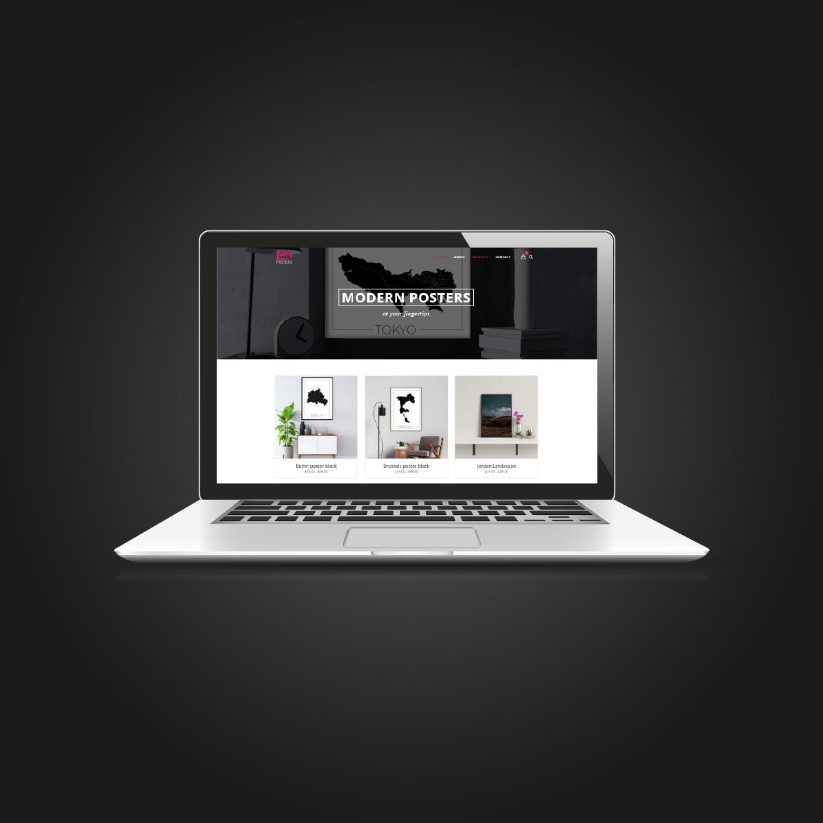 sklep internetowy emposters.com